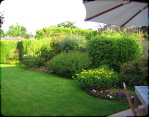 Peu importe le jardin existant, le paysagiste répond à votre demande.