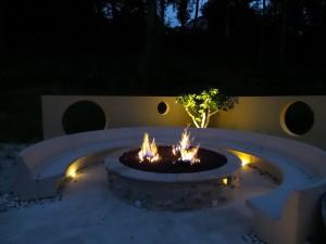 une chemin e d 39 ext rieur c 39 est profiter de son jardin. Black Bedroom Furniture Sets. Home Design Ideas